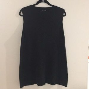 "Eileen Fisher ""The Icons"" Mock Neck Tunic sz L NWT"